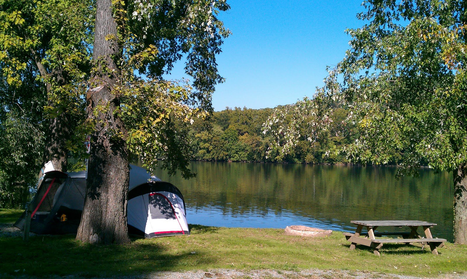 These 9 Amazing Camping Spots Around Washington DC Are An Absolute Must See