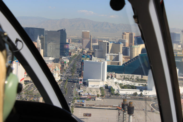14. Ride in a helicopter.