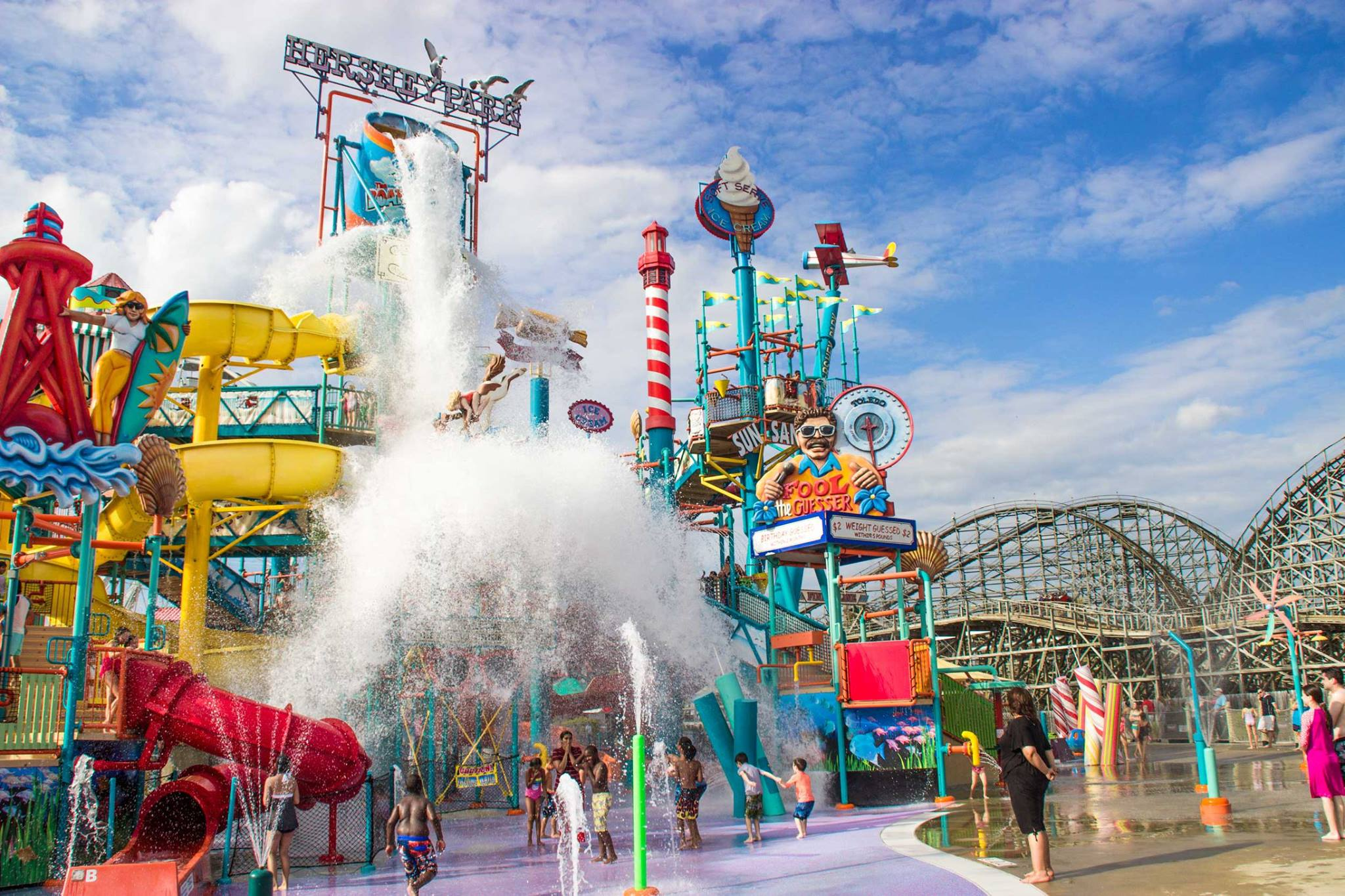 10 best waterparks around washington dc