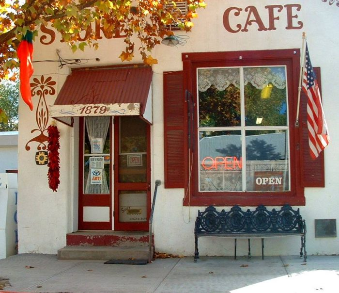 9. General Store Café, 10697 Highway 152, Hillsboro