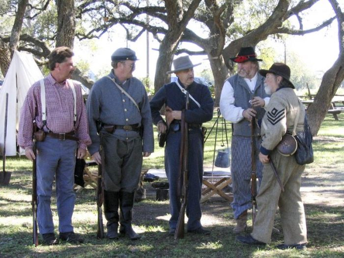 Learn about the history of Texas first hand.