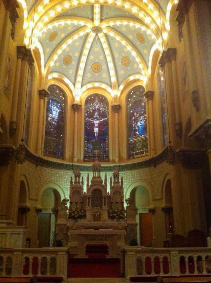 2) Holy Trinity Church, Shreveport, LA