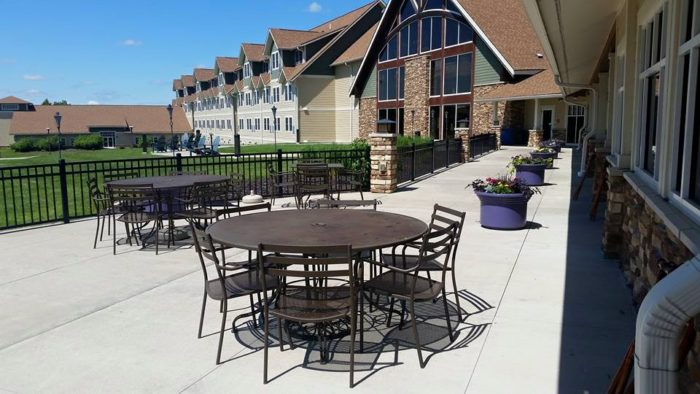 Have a memorable meal at the Rathbun Lakeshore Grille.