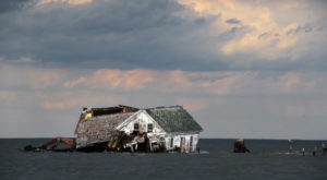 15 Forgotten Towns Around The U.S. The Earth Swallowed Up