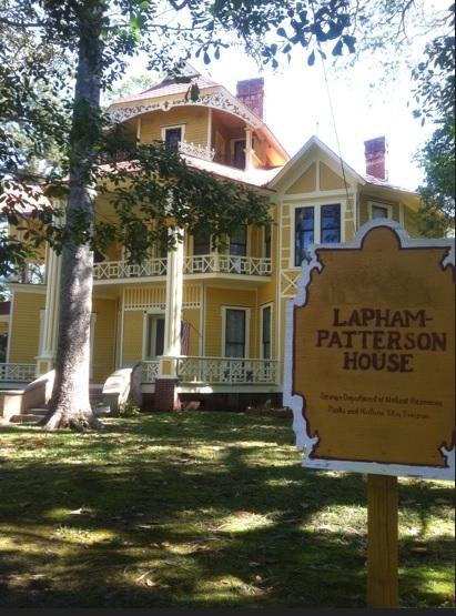 15. Lapham-Patterson House—Thomasville, Georgia