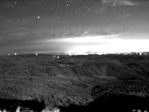 11. Witness the mysterious, mesmerizing and ghostly Brown Mountain lights with your own two eyes.