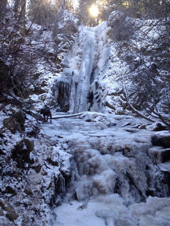 Hidden Waterfalls In Nevada Will Take Your Breath Away