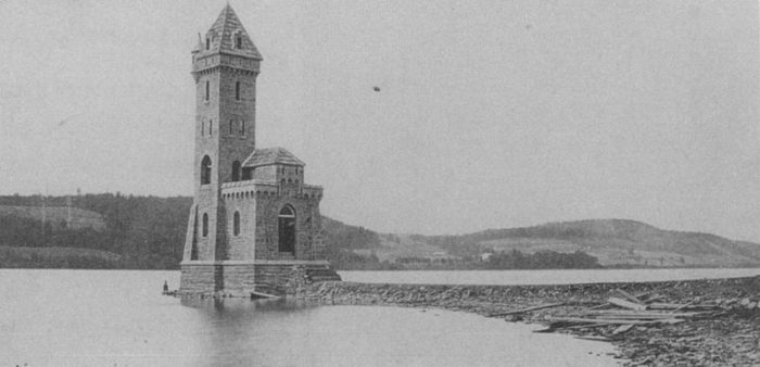 Built in 1876, Kingfisher Tower stands at 60-feet tall and is 20-square feet.