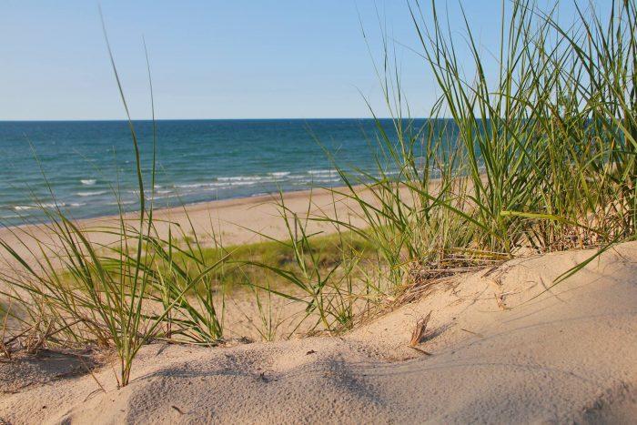 2. Indiana Dunes - Porter County