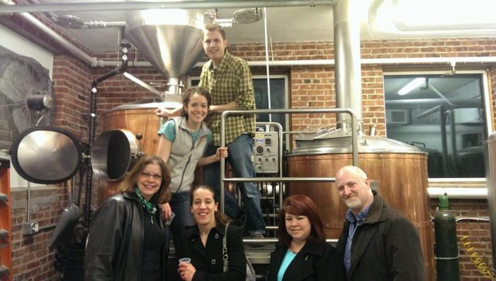 infusion brewery tour