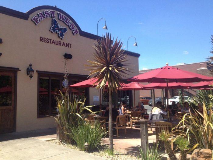 8. East West Cafe & Restaurant, 557 Summerfield Rd Santa Rosa