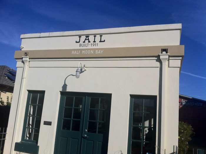 Just don't get too crazy and land yourself in the Half Moon Bay jail.