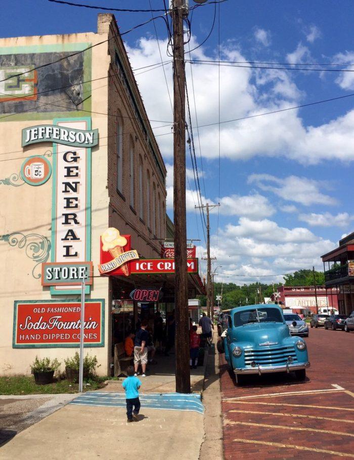 4. Jefferson General Store (Jefferson)