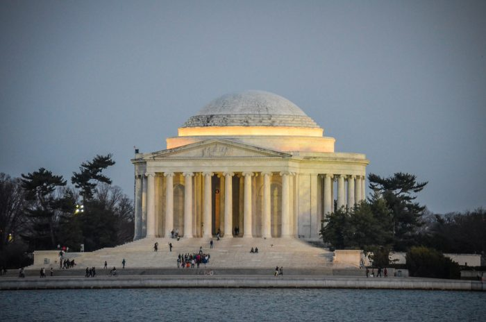 "9. ""No Dancing Within the Jefferson Memorial"""