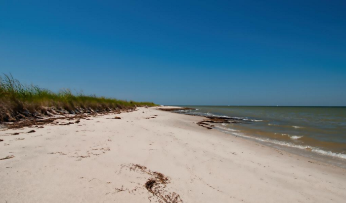 And arrive at scenic beaches that remain unspoiled.