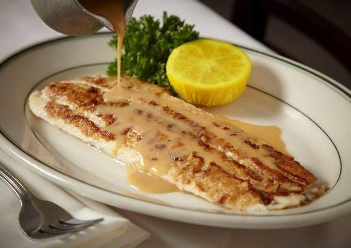 joes seafood food