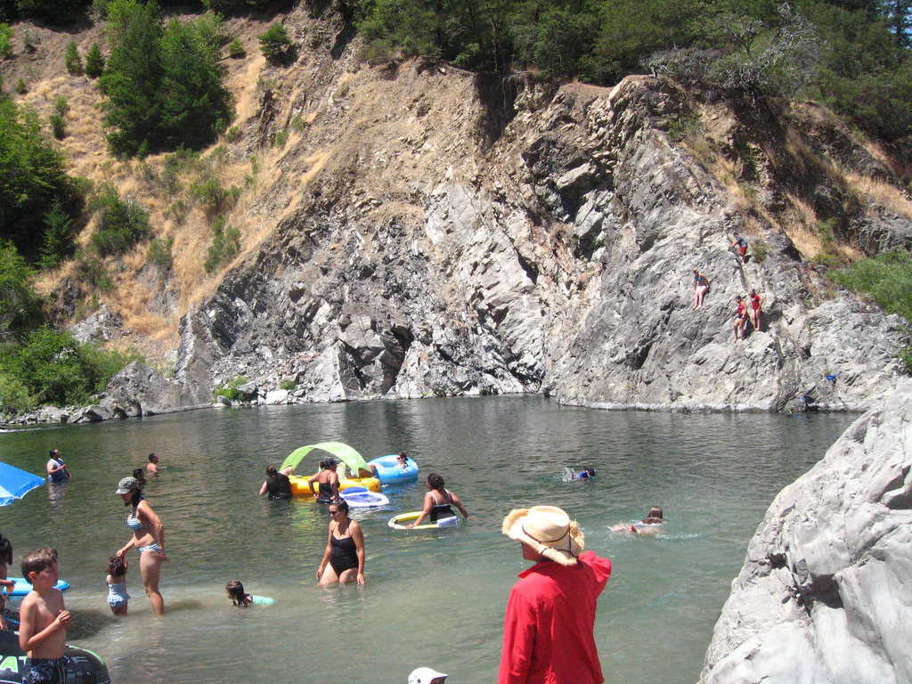 7 Of The Best Swimming Holes In Northern California To -1283