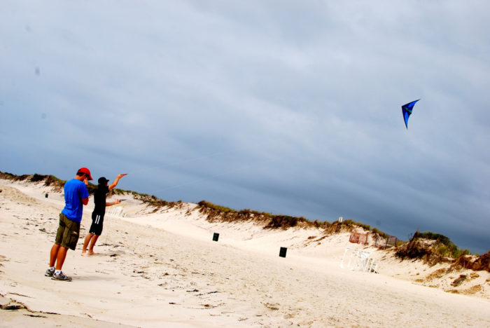 4. Fly A Kite