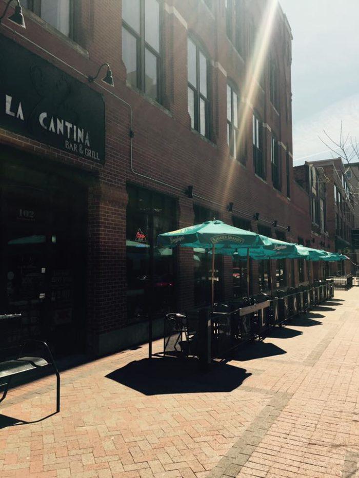 9. La Cantina, Cedar Rapids
