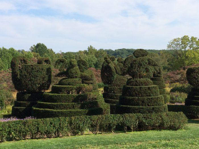 4. Ladew Topiary Gardens