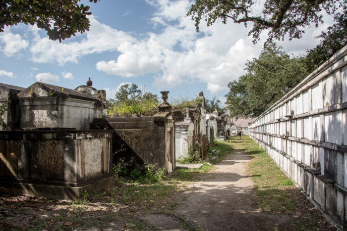 3) Lafayette Cemetery No. 1, New Orleans