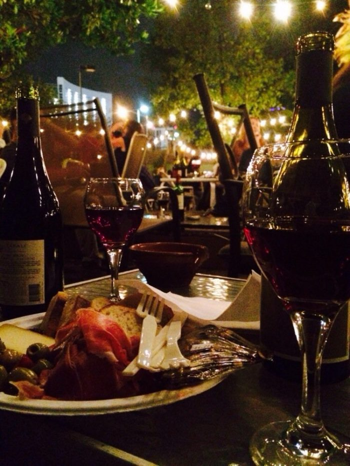 10. Wine Down at Lagniappe House