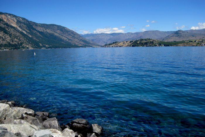 9. Lake Chelan