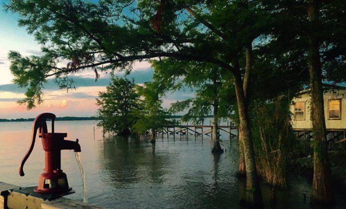 12. Lake Arthur