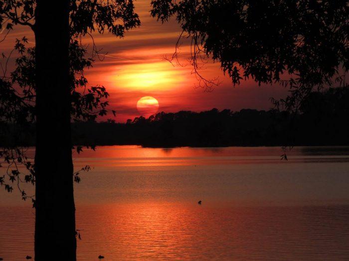 9. Lake Claiborne