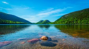 There's Something Magical About These 11 Maine Lakes In The Summer
