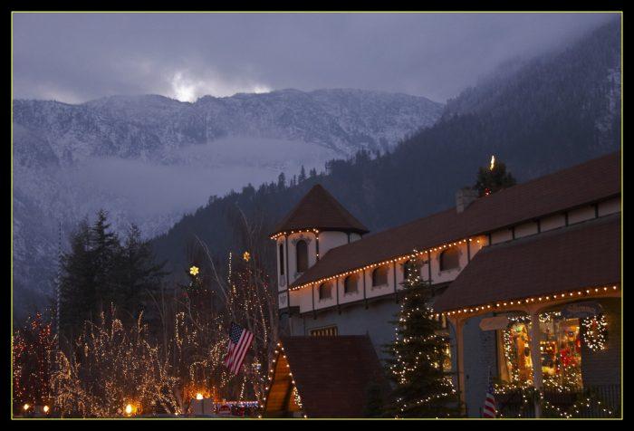 3. Visit Leavenworth