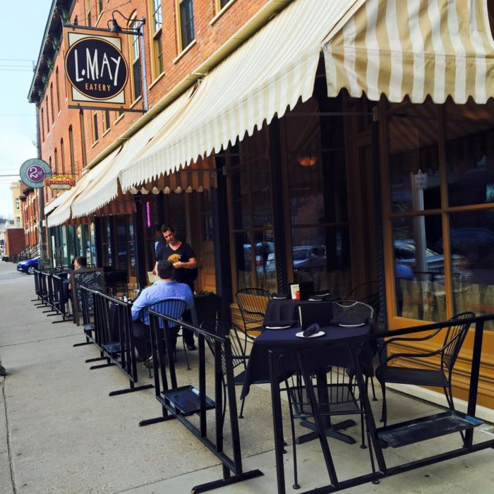 3. L. May Eatery, Dubuque