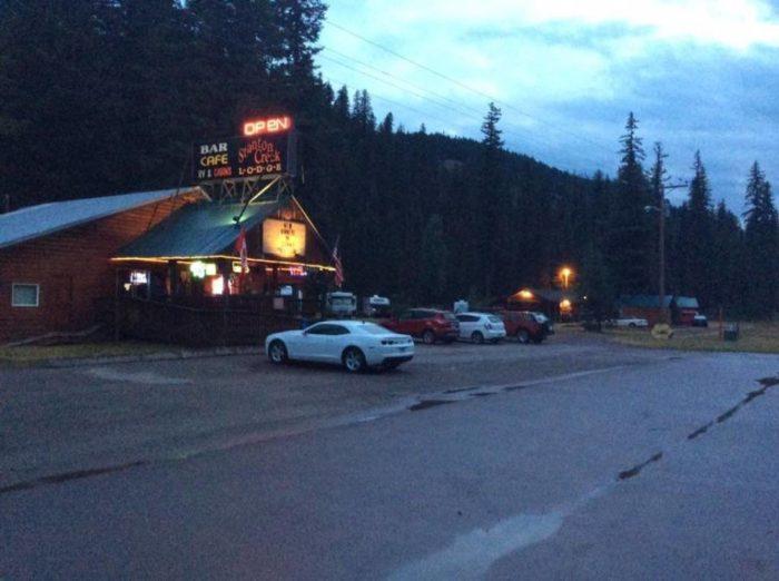 5. Stanton Creek Lodge, Pinnacle