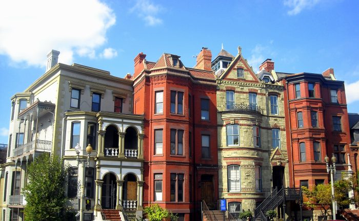 2. If you're looking for central location: Logan Circle