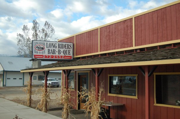 13. Long Riders Barbecue, Stevensville