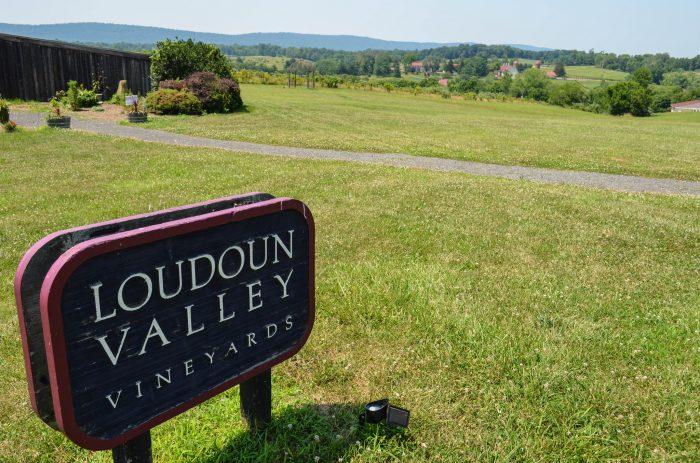 8. Loudoun County Wineries