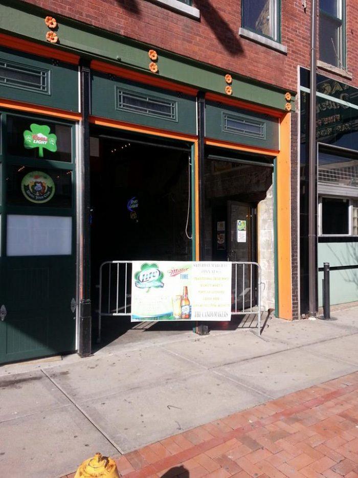 7. Mac's Tavern, Davenport
