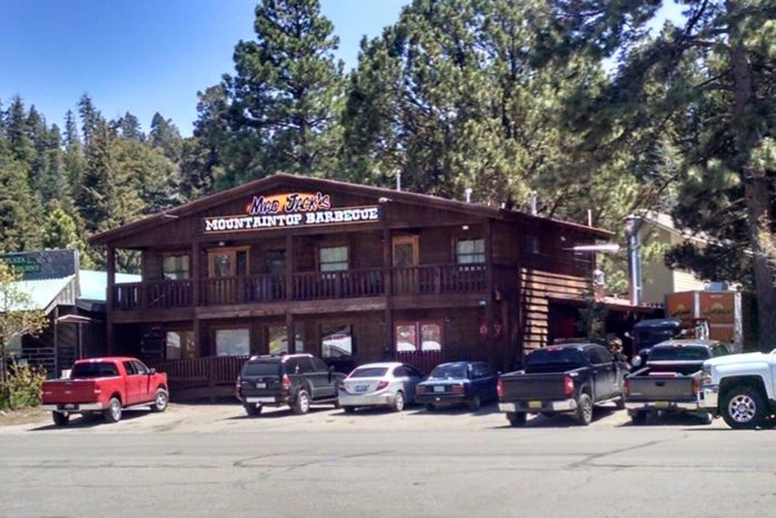 7. Mad Jack's Mountaintop Barbecue, 105 James Canyon Highway, Cloudcroft