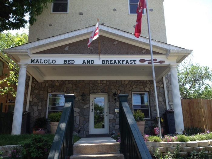 2. Malolo Bed and Breakfast