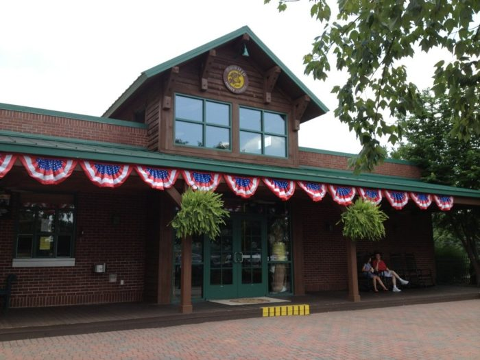 The visitor center is open Monday, Tuesday, Thursday, and Friday 9am-5pm, and Saturday 9am-2pm.