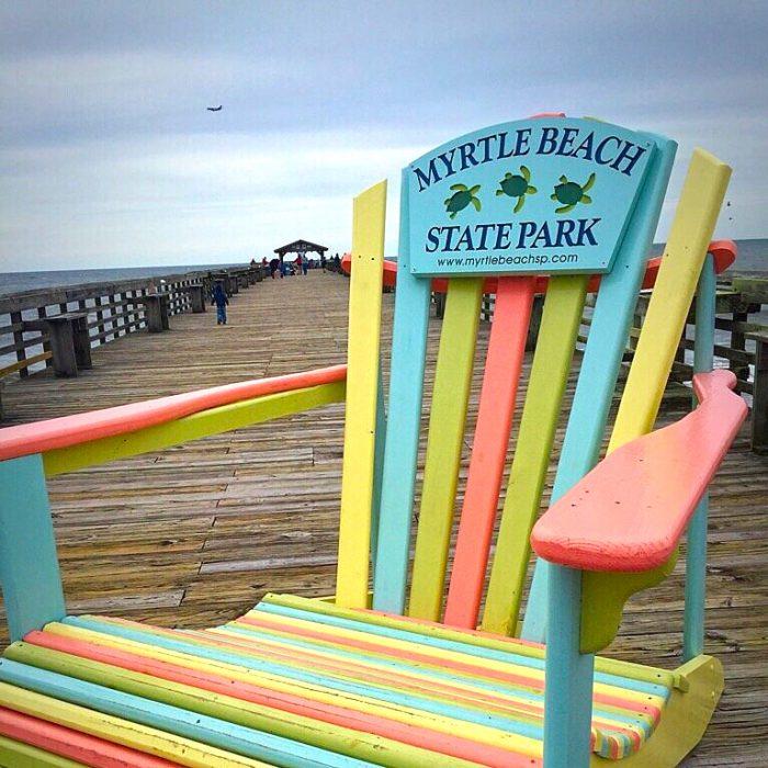 7. Myrtle Beach State Park - Myrtle Beach, SC