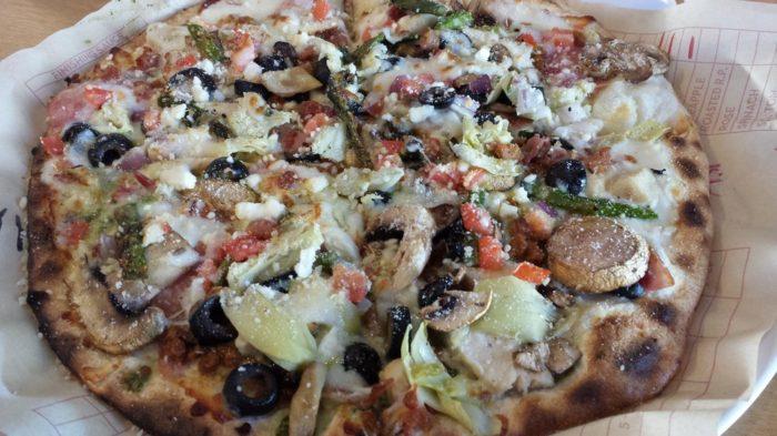 7. MOD Pizza, 913 Dana Drive, Redding