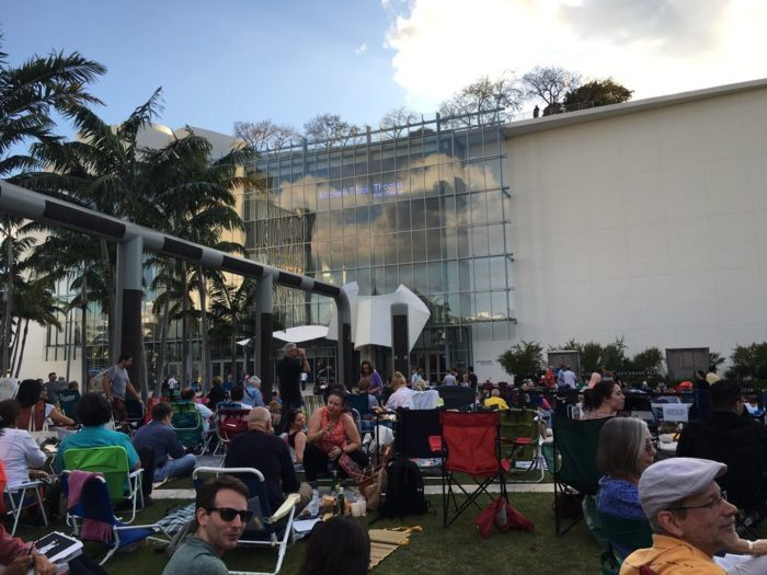 2. BYOP at For a Movie or Music at New World Center