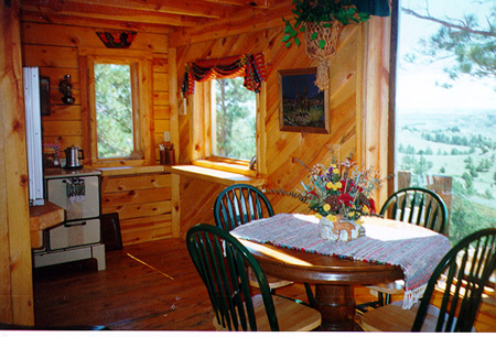 4. The R Lazy 4 Ranch Cabin, Miles City