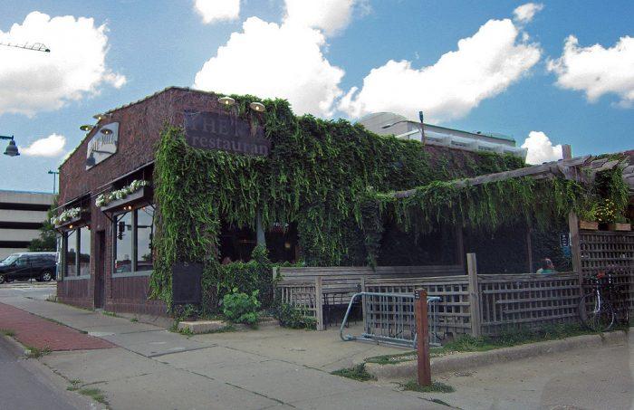 8. The Mill, Iowa City
