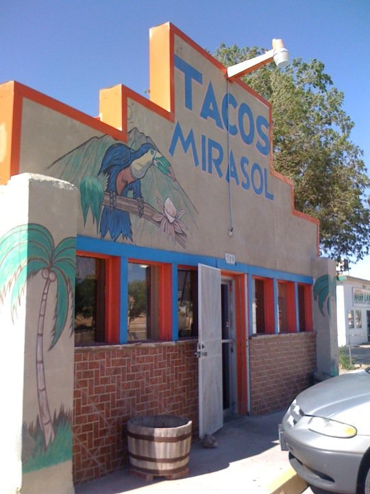 11. Tacos Mirasol, 309 E Pine Street, Deming