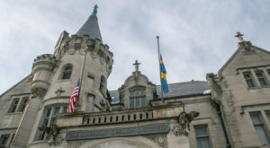 Most People Have No Clue This Beautiful Castle Is Hiding In Minnesota