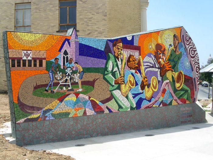 10. Rhapsody Mosaic