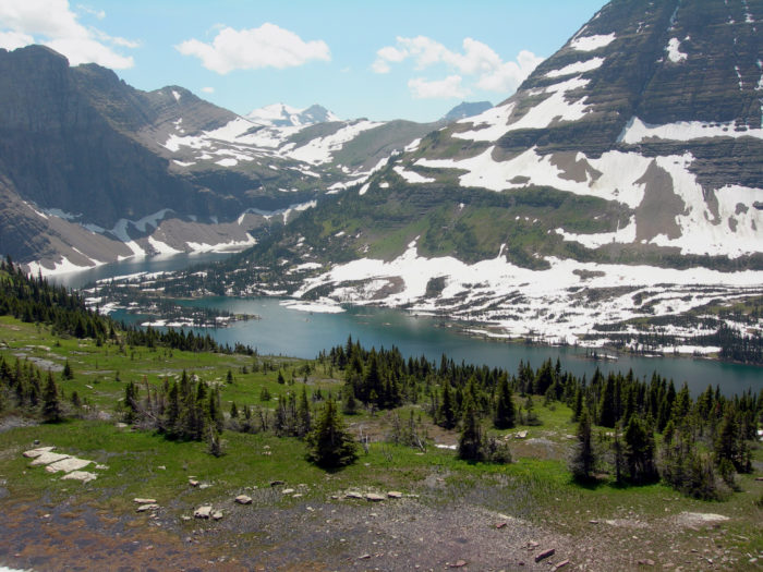 mountains at logan pass 02-3750845635