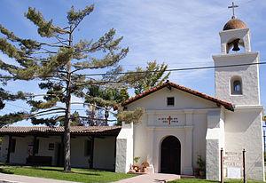 6. Mission Santa Cruz